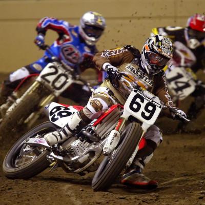 Nicky Hayden, Del Mar CA short track