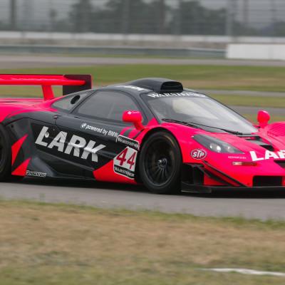 LARK at Fontana Raceway