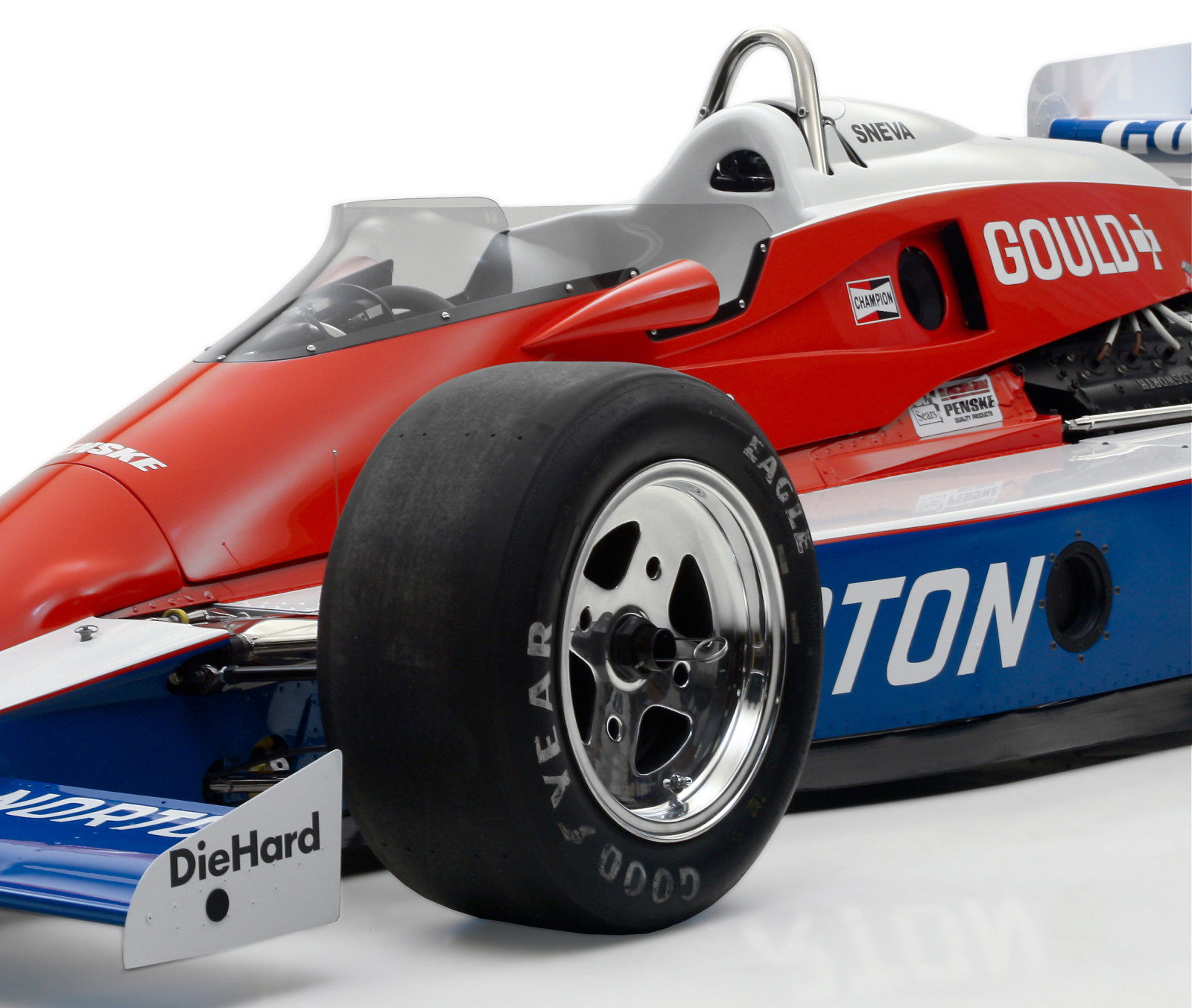 Special Graphics, vinyl signage and vintage racecar livery