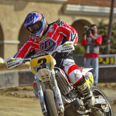 Jeff Ward - MX superstar